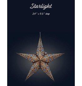 ArtschatzStarlightls Cathedral Starlight Black-Turq