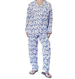 La Cera L/S Flannel Pajama Set