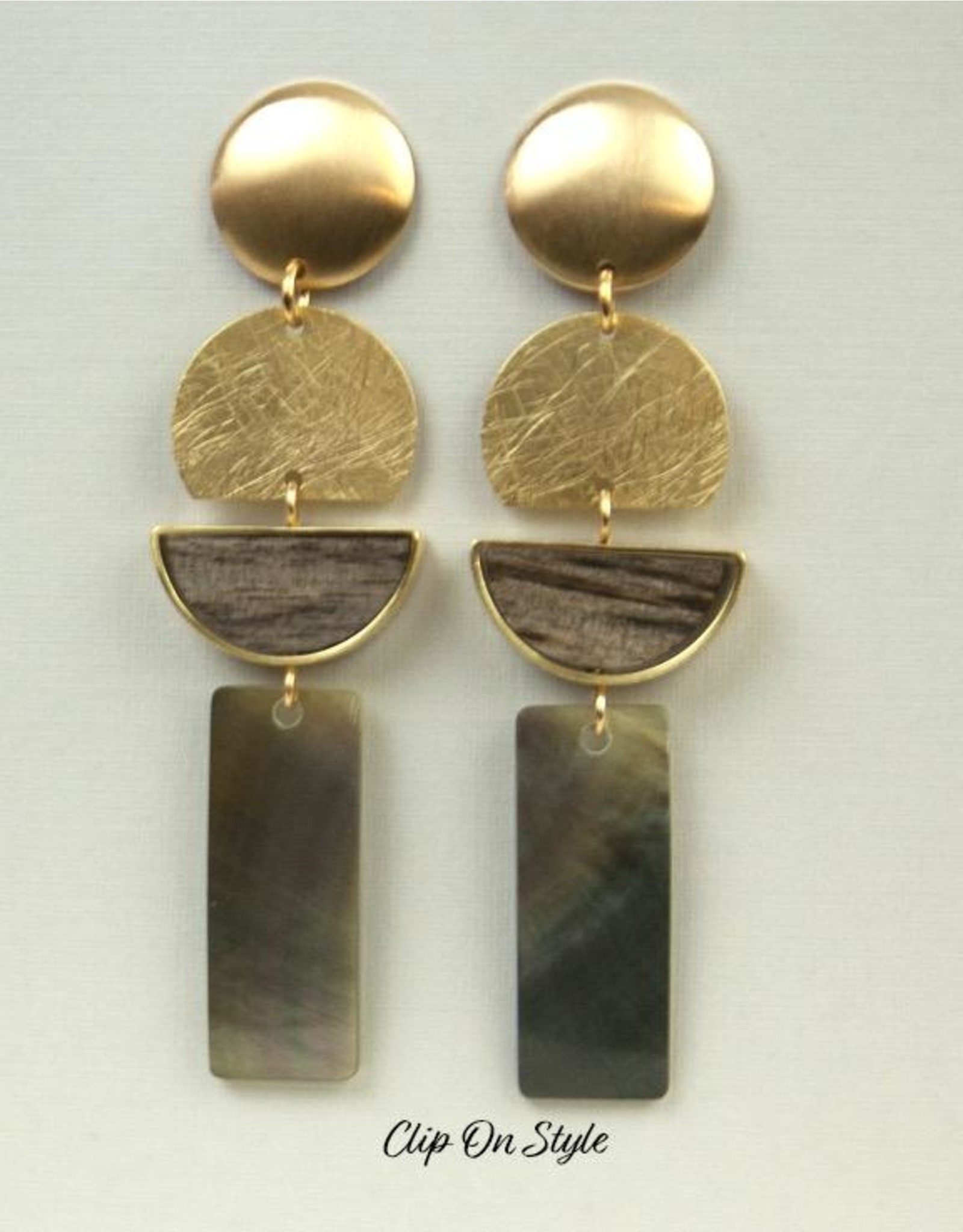 John Michael Richardson Earring