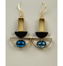 John Michael Richardson Earrings