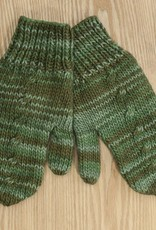 The Sweater Venture Cotton Mittens