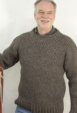 The Sweater Venture Double Knit Wool Pullover