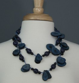 Su Placer Festive Tagua Necklace