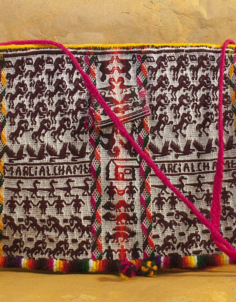 The Sweater Venture Chuspa from Candelaria Bolivia