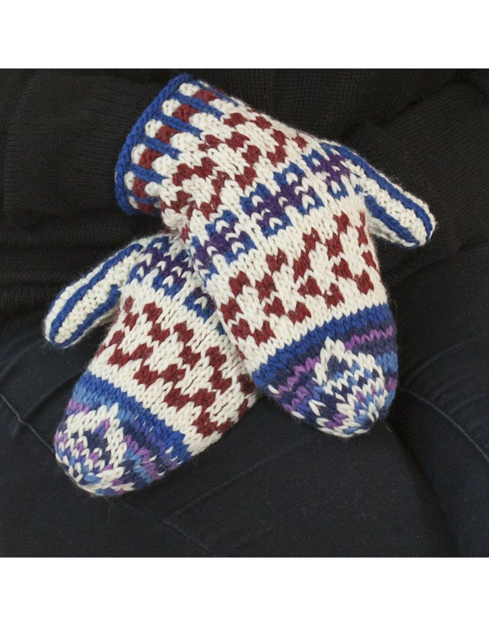 The Sweater Venture The Nordic Mitten