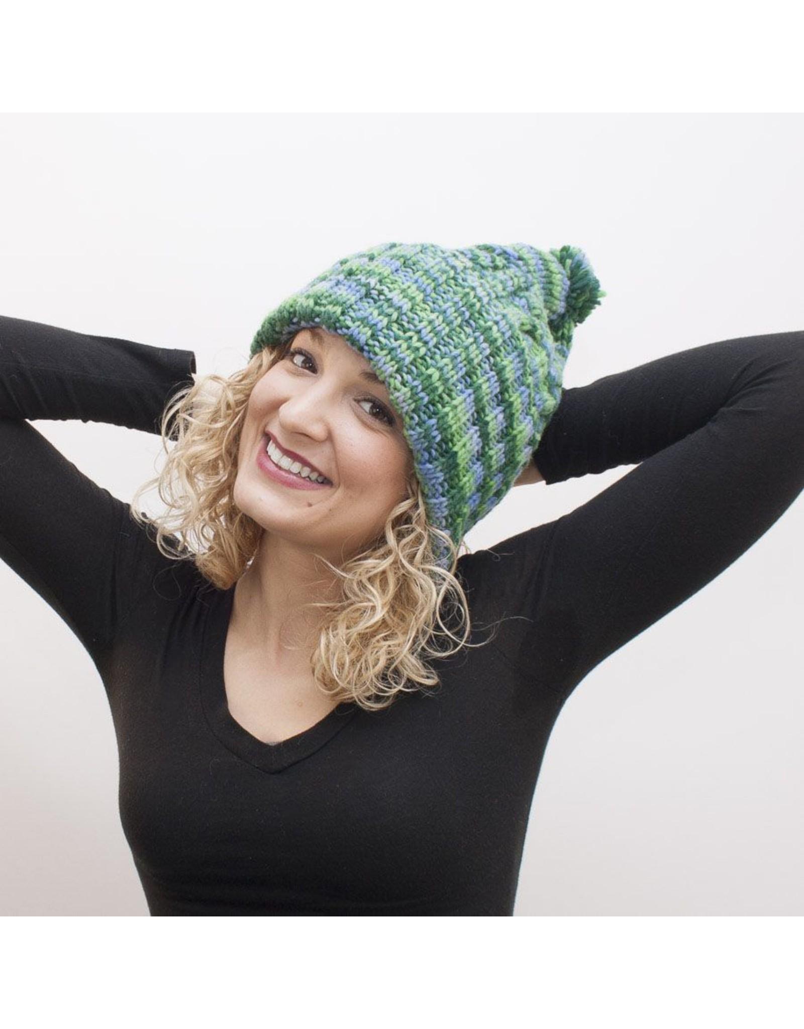 The Sweater Venture Watchtower Cap