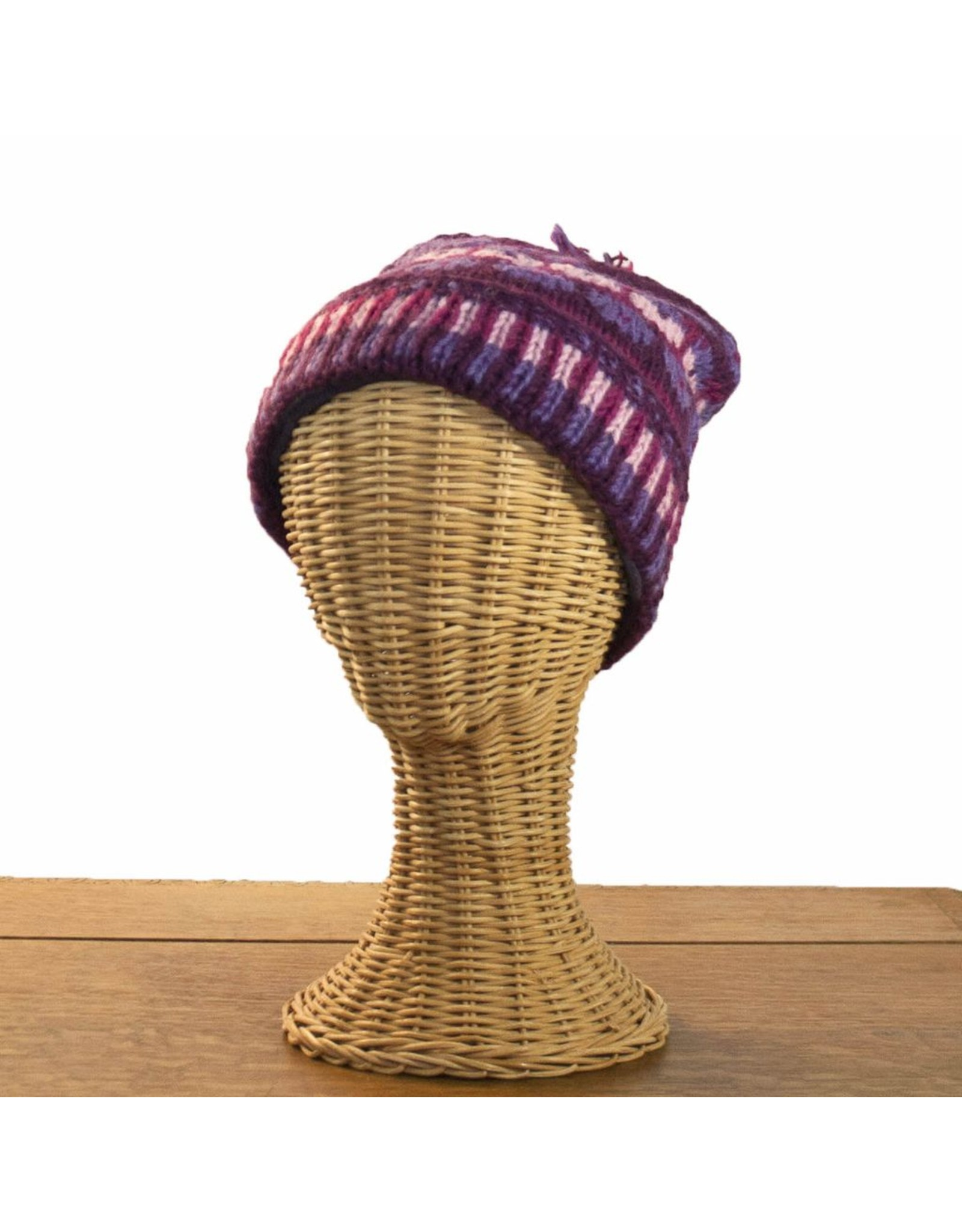 The Sweater Venture Art Deco Hat