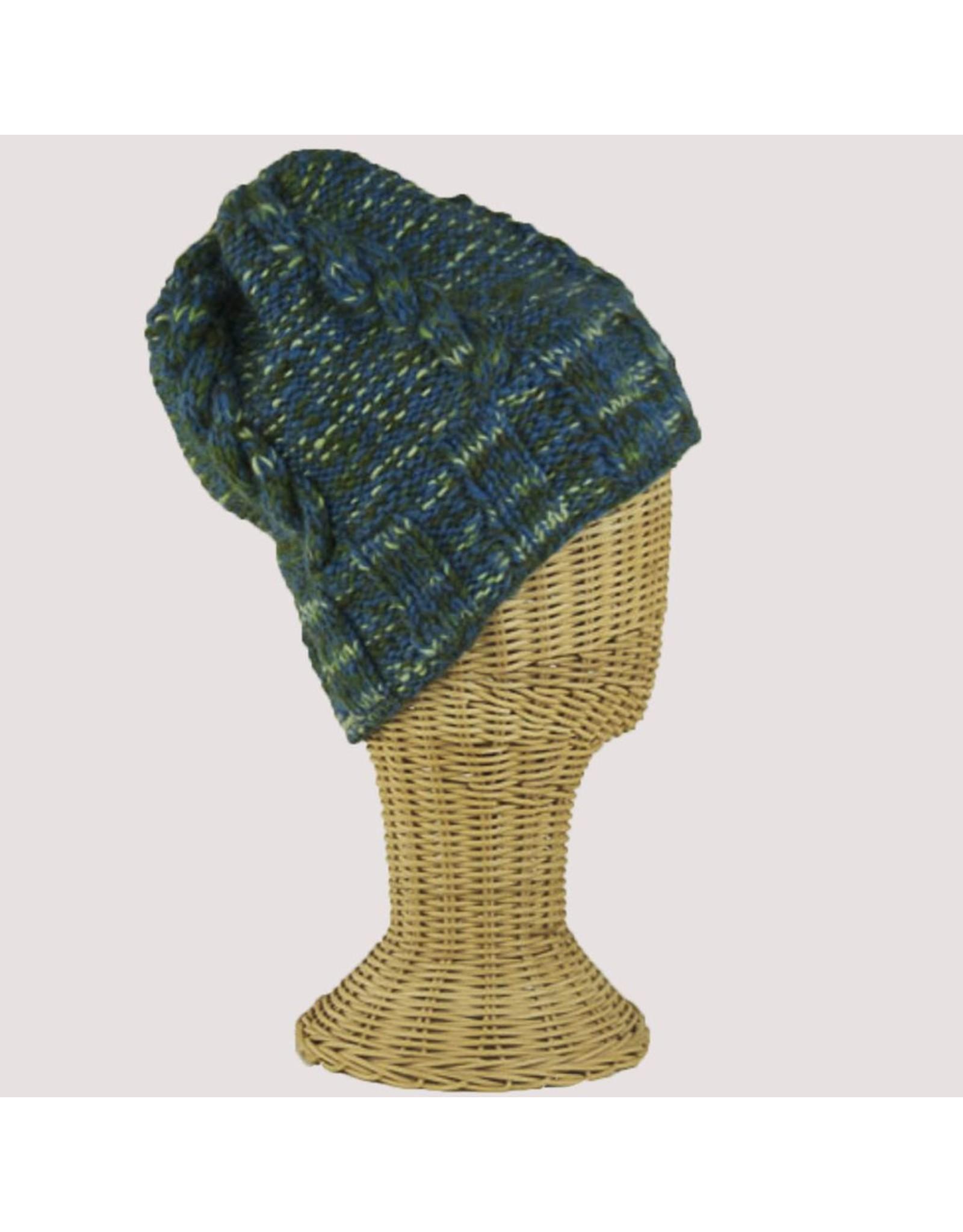 The Sweater Venture Snowfox Fleece Lined Alpine Cap