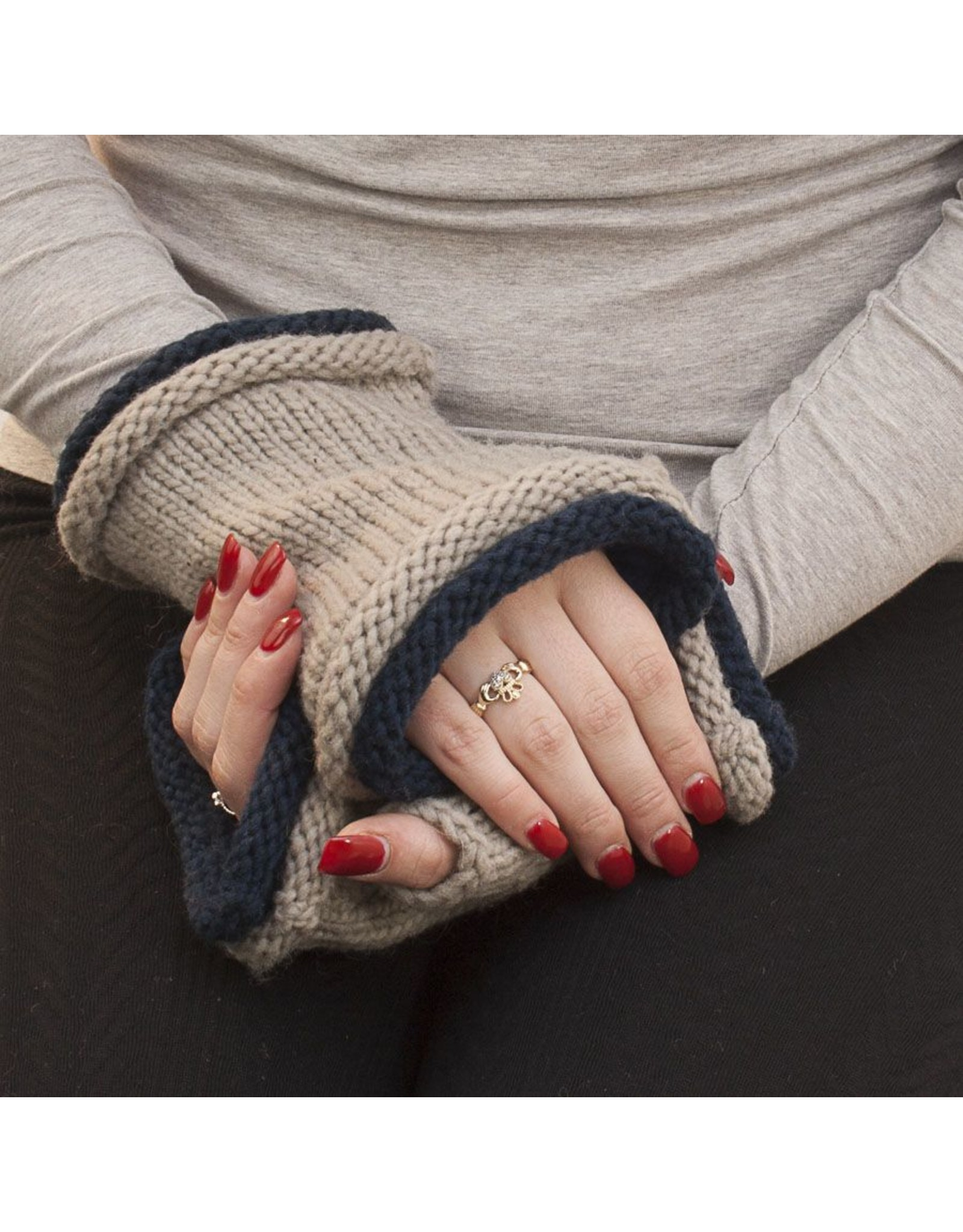 The Sweater Venture 2 Layer Wristlets