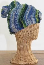 The Sweater Venture Boucle Fleece Lined Top Knot Cap