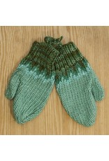 The Sweater Venture Icelandic Child Mittens