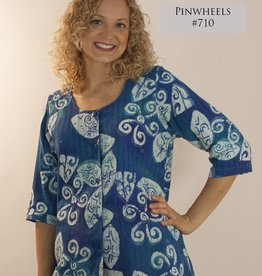 Su Placer Karen Tunic Top