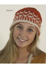 The Sweater Venture Polka Dot Mushroom Cap