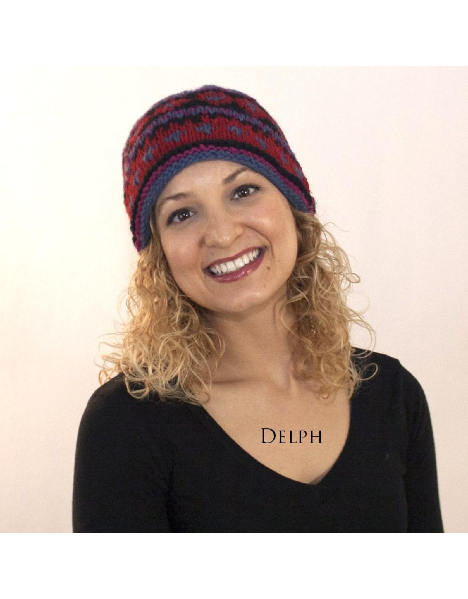 The Sweater Venture MultiDesign Hat