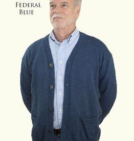 The Sweater Venture Merino Wool Men's Cardigan