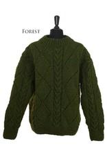 The Sweater Venture Diamond Stitch Pullover