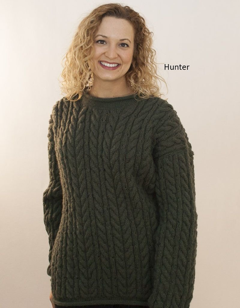 The Sweater Venture MultiCable Tunic