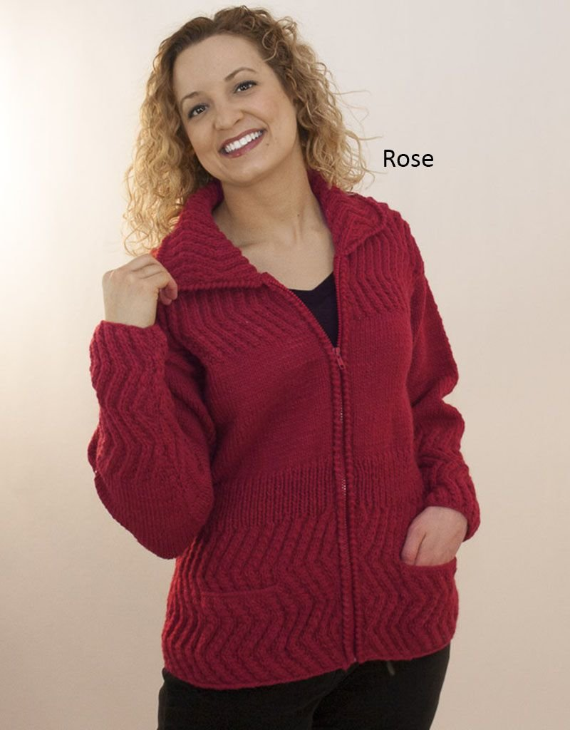The Sweater Venture Isella ZipUp