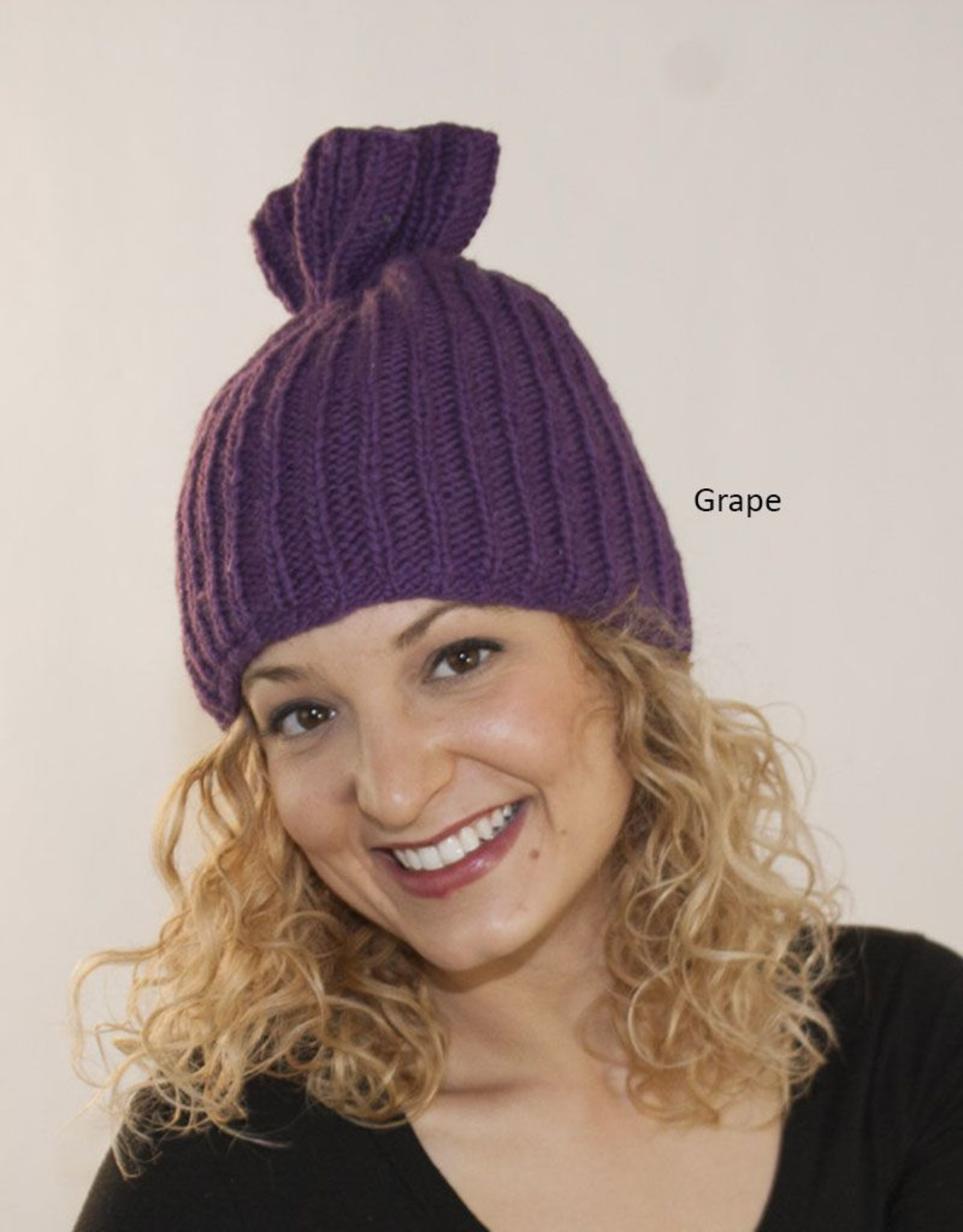 The Sweater Venture Drawstring Cap
