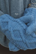 The Sweater Venture Cable Fleece Lined Mittens