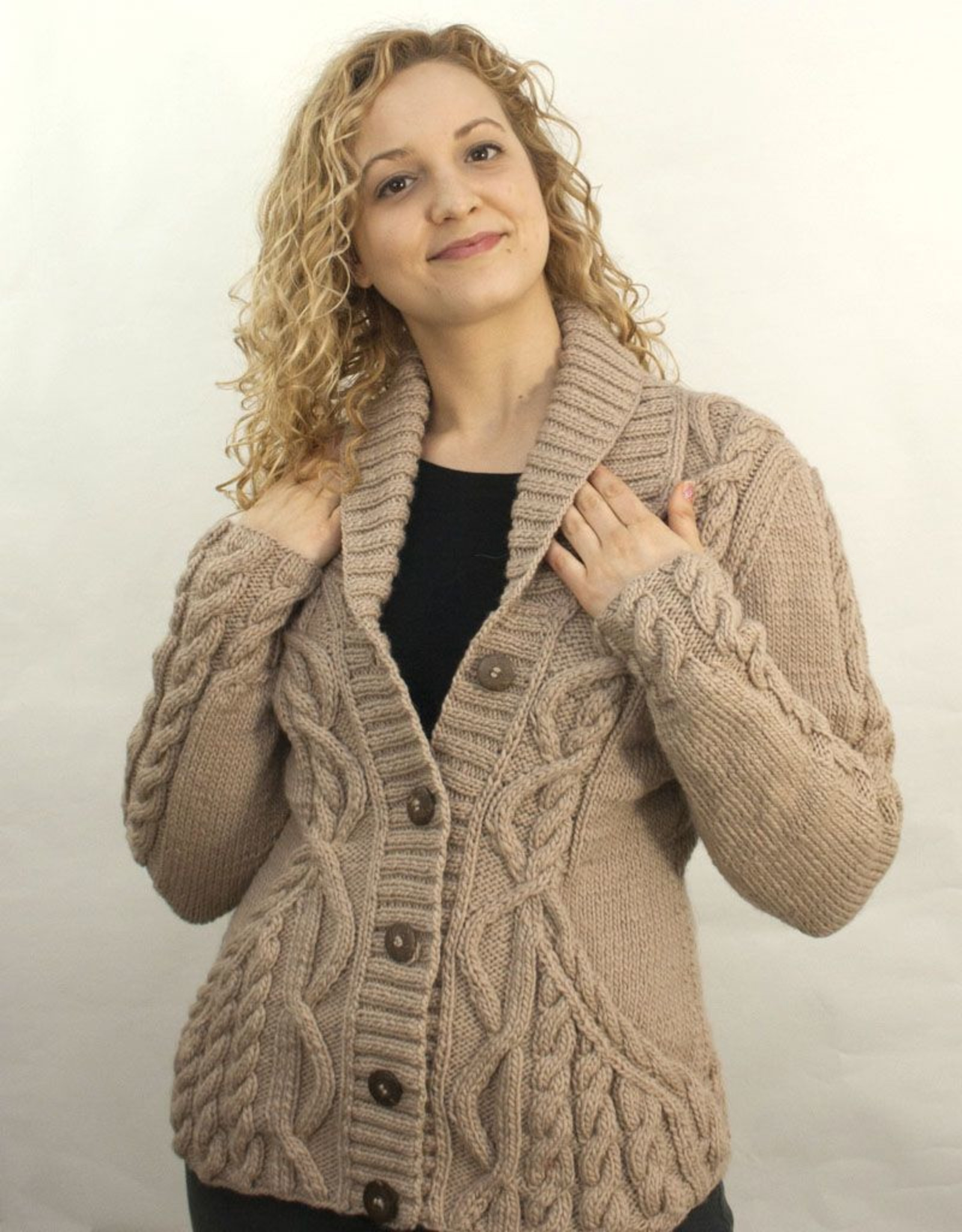 The Sweater Venture Rocio Cowl Neck Cardigan