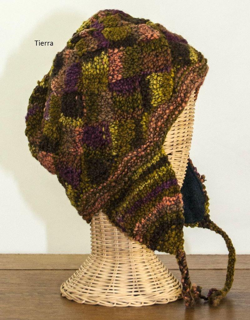 The Sweater Venture Boucle Fleece Lined Diamond Cap