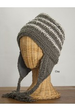 The Sweater Venture Boucle Fleece Lined Chilean Flap Cap
