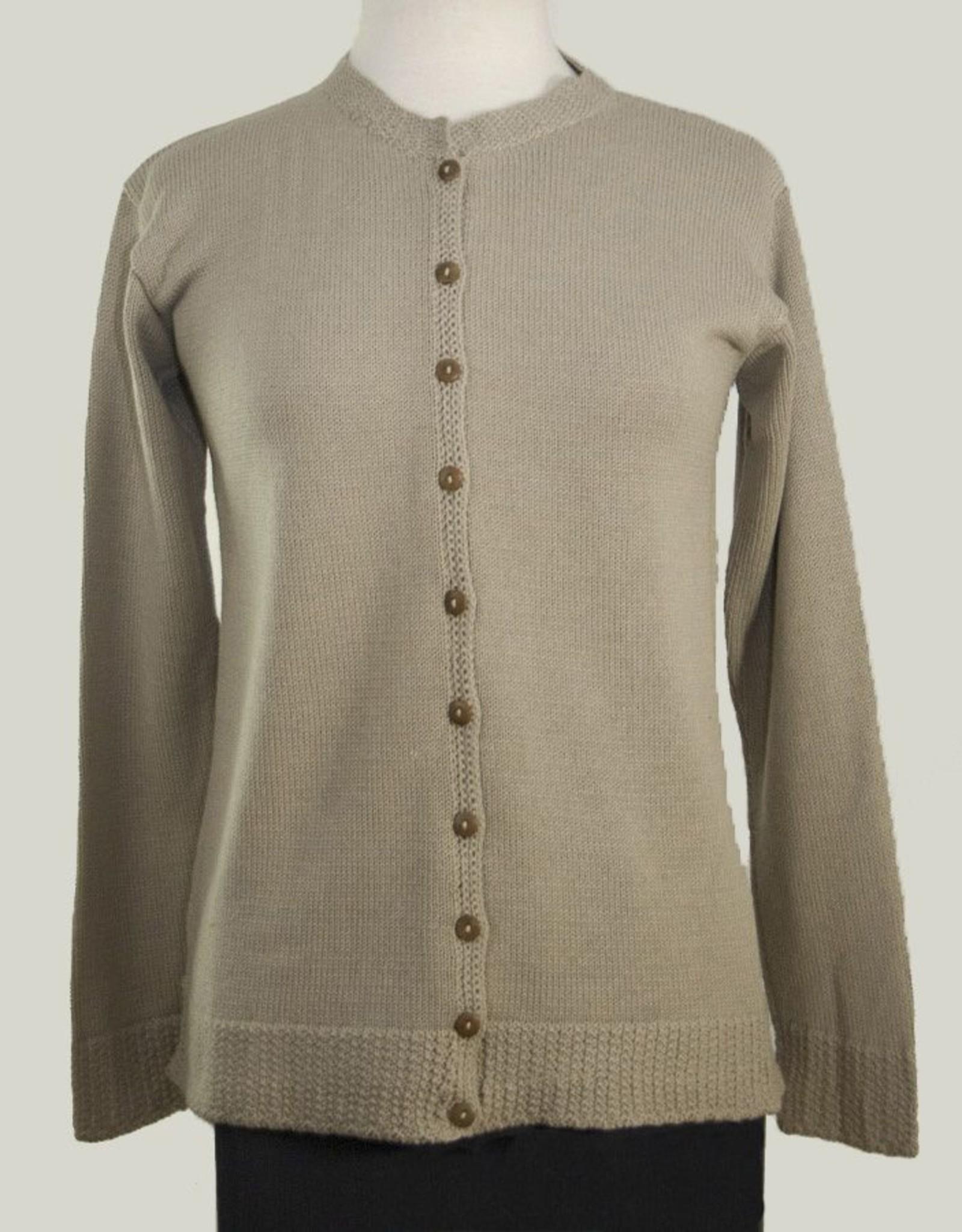 The Sweater Venture MiniButton Cotton