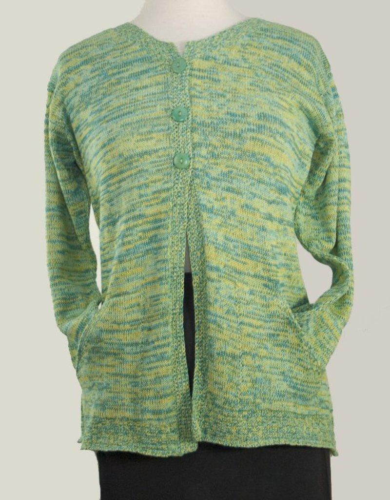 The Sweater Venture Emma Three Button