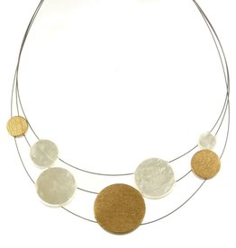 ORIGIN 3 Strand Necklace