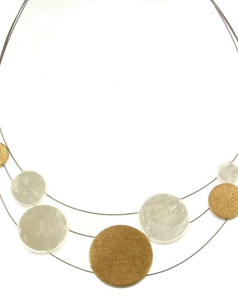 ORIGIN 3 Strand Necklace
