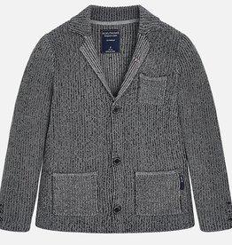 Kid's knit jacket
