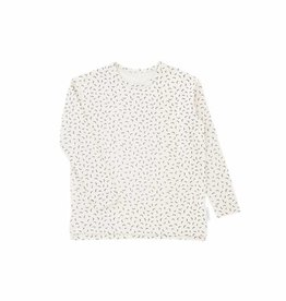Fluffy relaxed tee