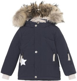 Wessel winter jacket  with fur