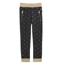 Pantalon pour enfant, imprimé étoiles