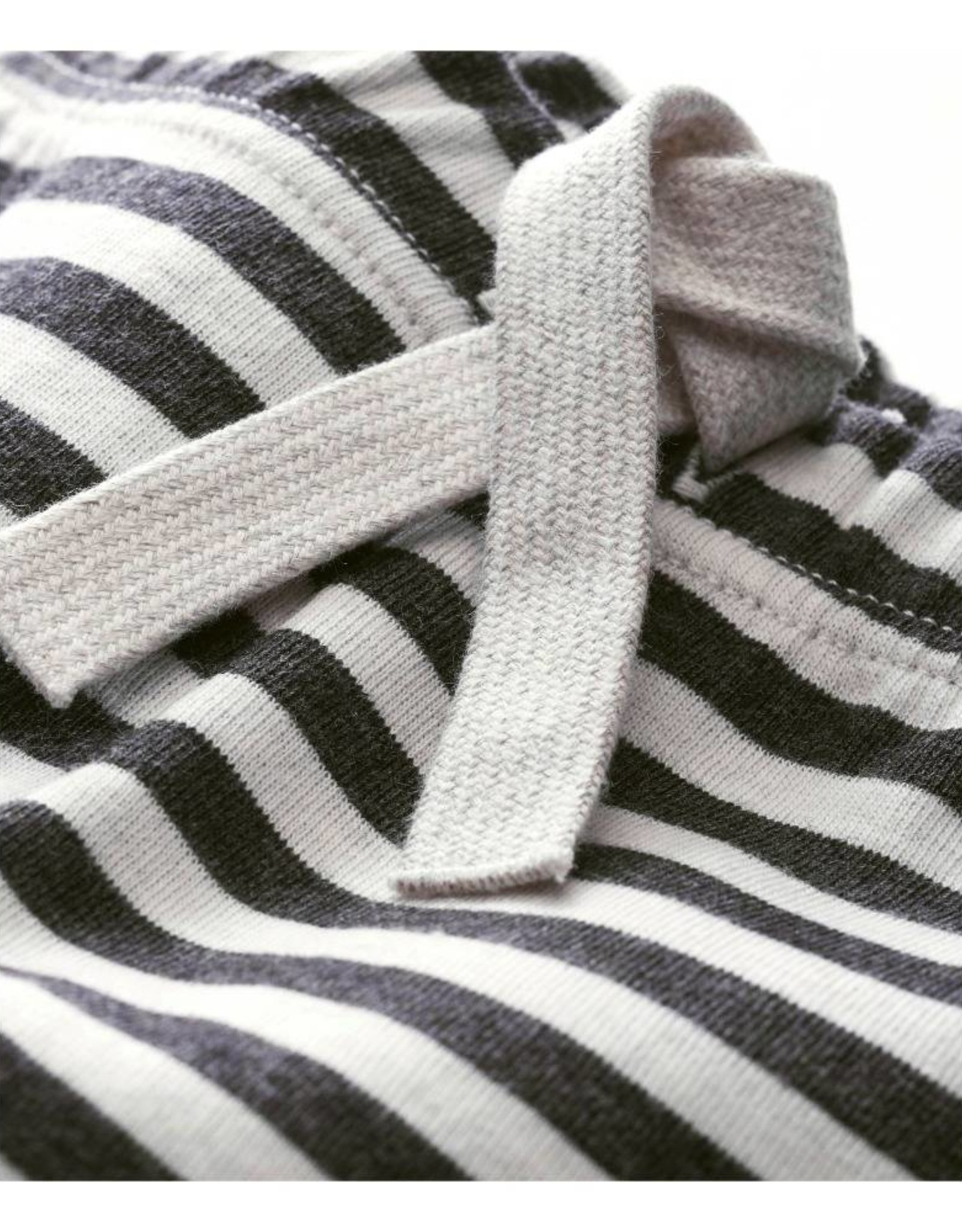 Baby leggings, with stripes
