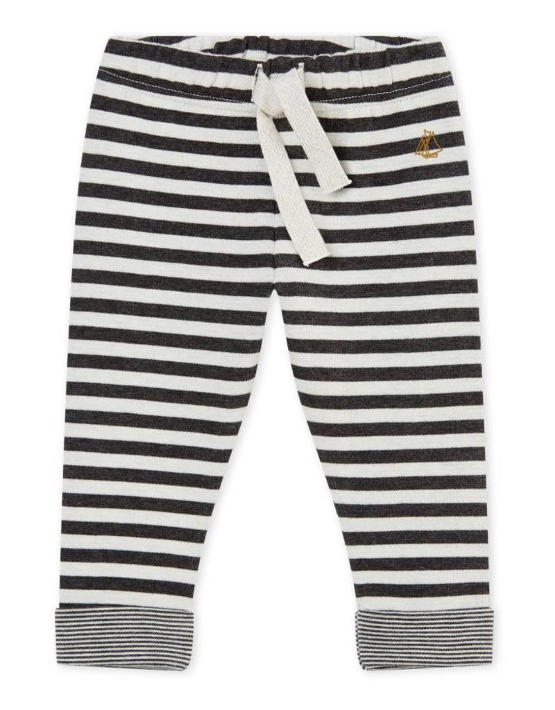 Legging pour bébé, à rayures