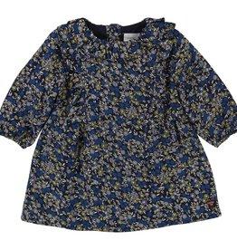 Robe, imprimé fleurs