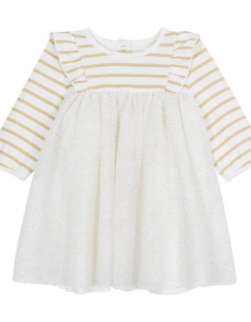Robe pour bébé à tutu