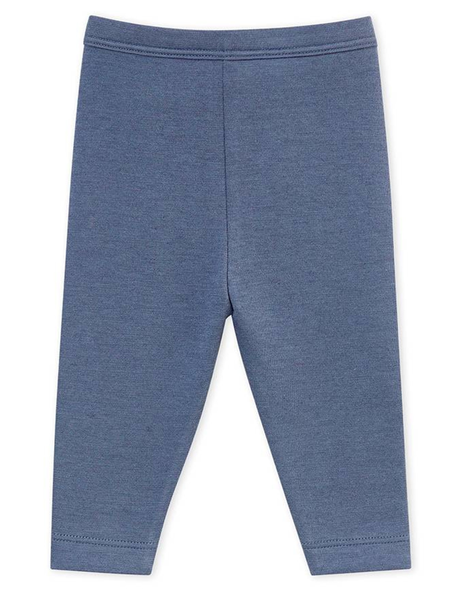 Wool and cotton leggings