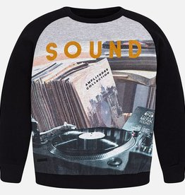 """Sound"" sweater"