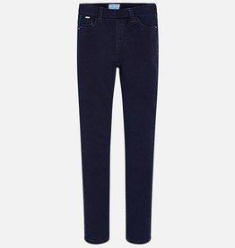 Pantalon jeans très ajustée pour fille