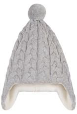 Bonnet coton et cachemire