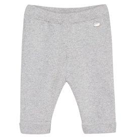 Cachemire and cotton pants