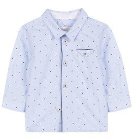 Kid's polka dot shirt