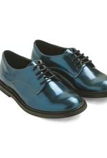 Bonton Chaussures Derbies Adele, effet miroir