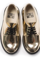 Adele Derby shoes, mirror effect