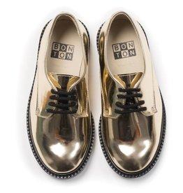 Chaussures Derbies Adele, effet miroir