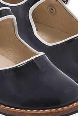 Bonton Mary Jane patent leather baby shoes