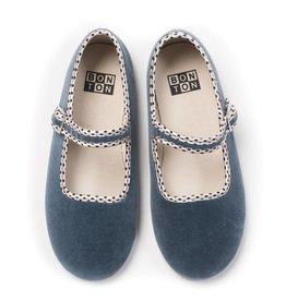 Baby Jane sling slippers